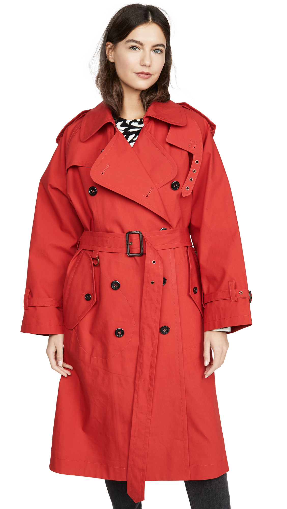 Buy The Marc Jacobs online - photo of The Marc Jacobs The Trench Coat