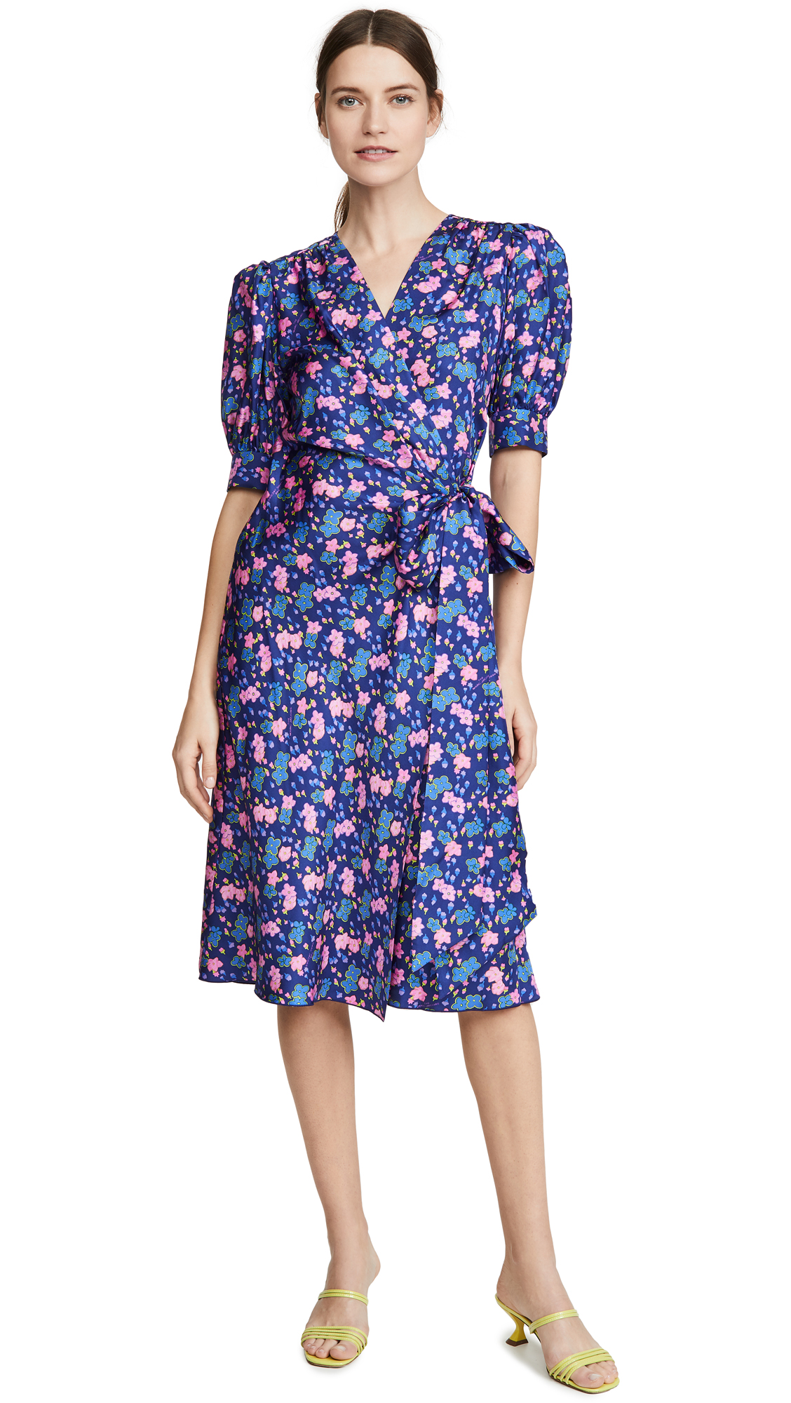 The Marc Jacobs The Wrap Dress - 40% Off Sale