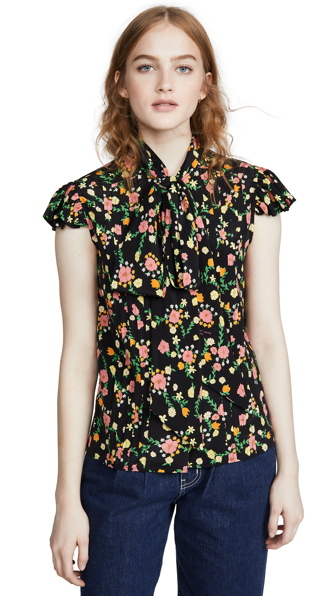 The Marc Jacobs The Bow Blouse – 50% Off Sale