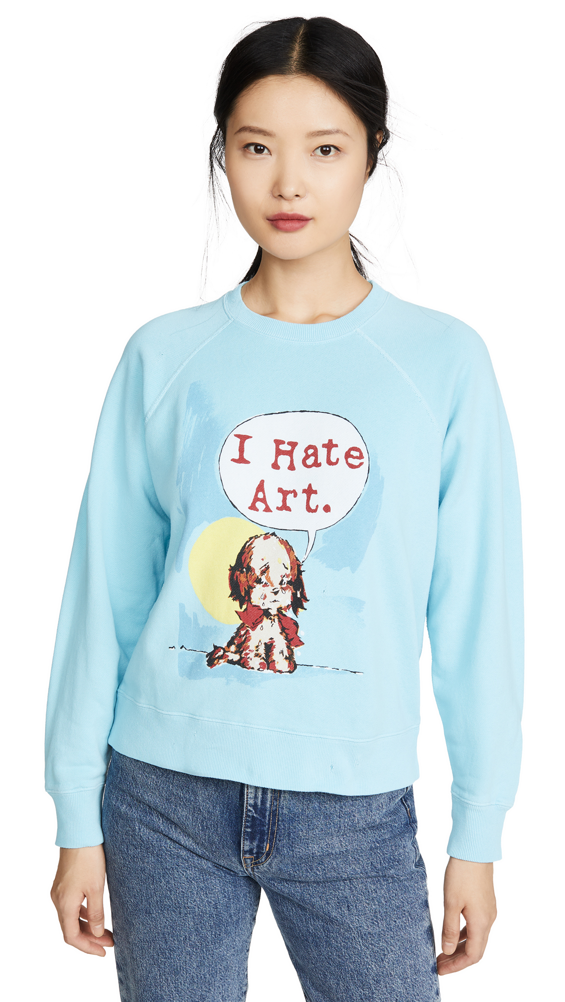 The Marc Jacobs Magda Archer x The Collaboration Sweatshirt
