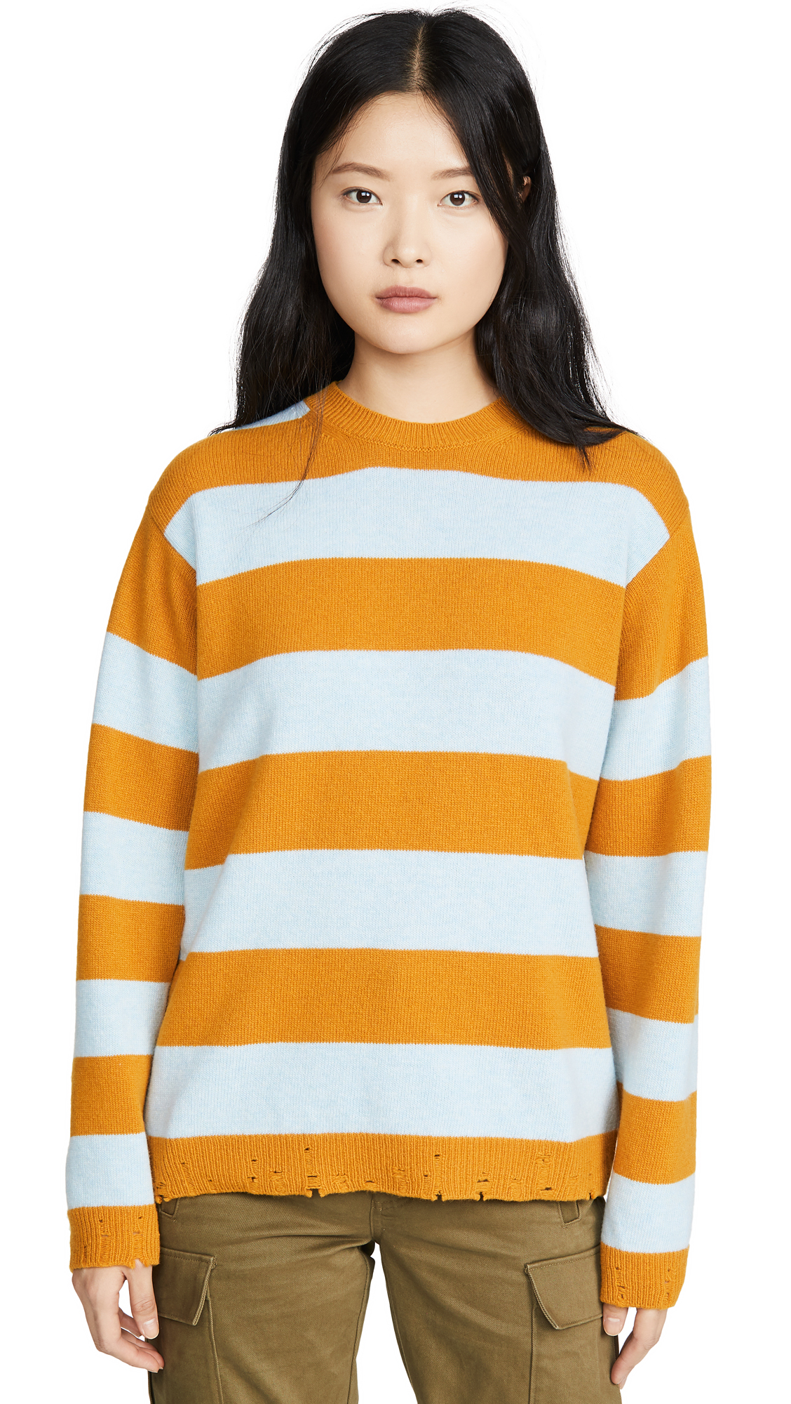 Buy The Marc Jacobs online - photo of The Marc Jacobs The Grunge Sweater