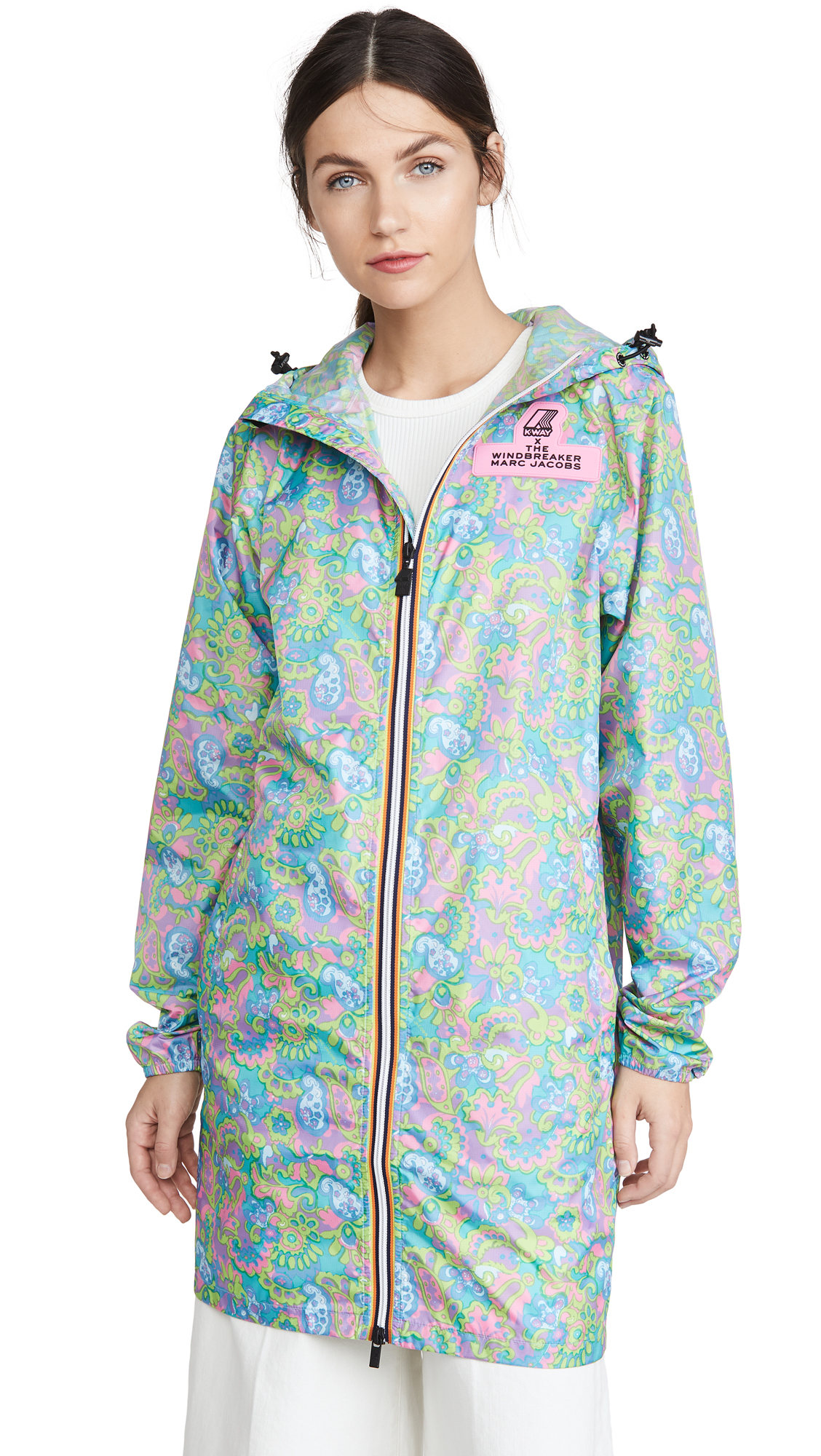 Buy The Marc Jacobs online - photo of The Marc Jacobs Kway x The Windbreaker
