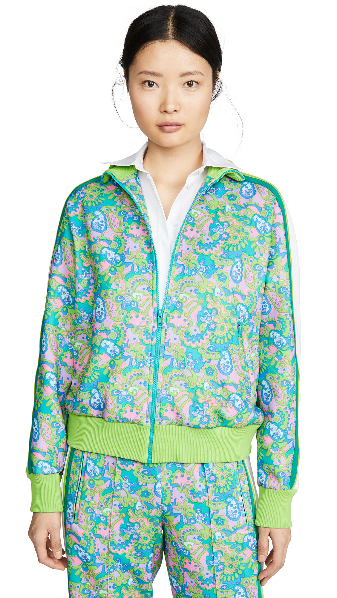 Buy The Marc Jacobs online - photo of The Marc Jacobs The Track Jacket