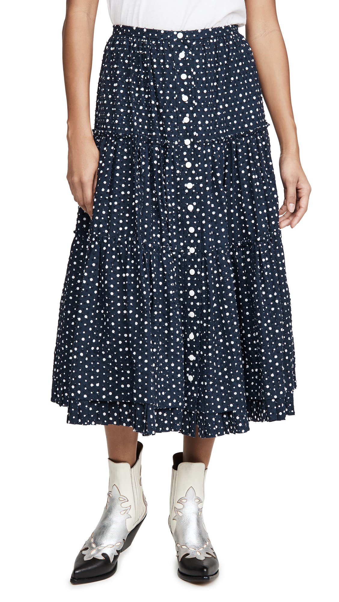 Buy The Marc Jacobs online - photo of The Marc Jacobs The Prairie Skirt