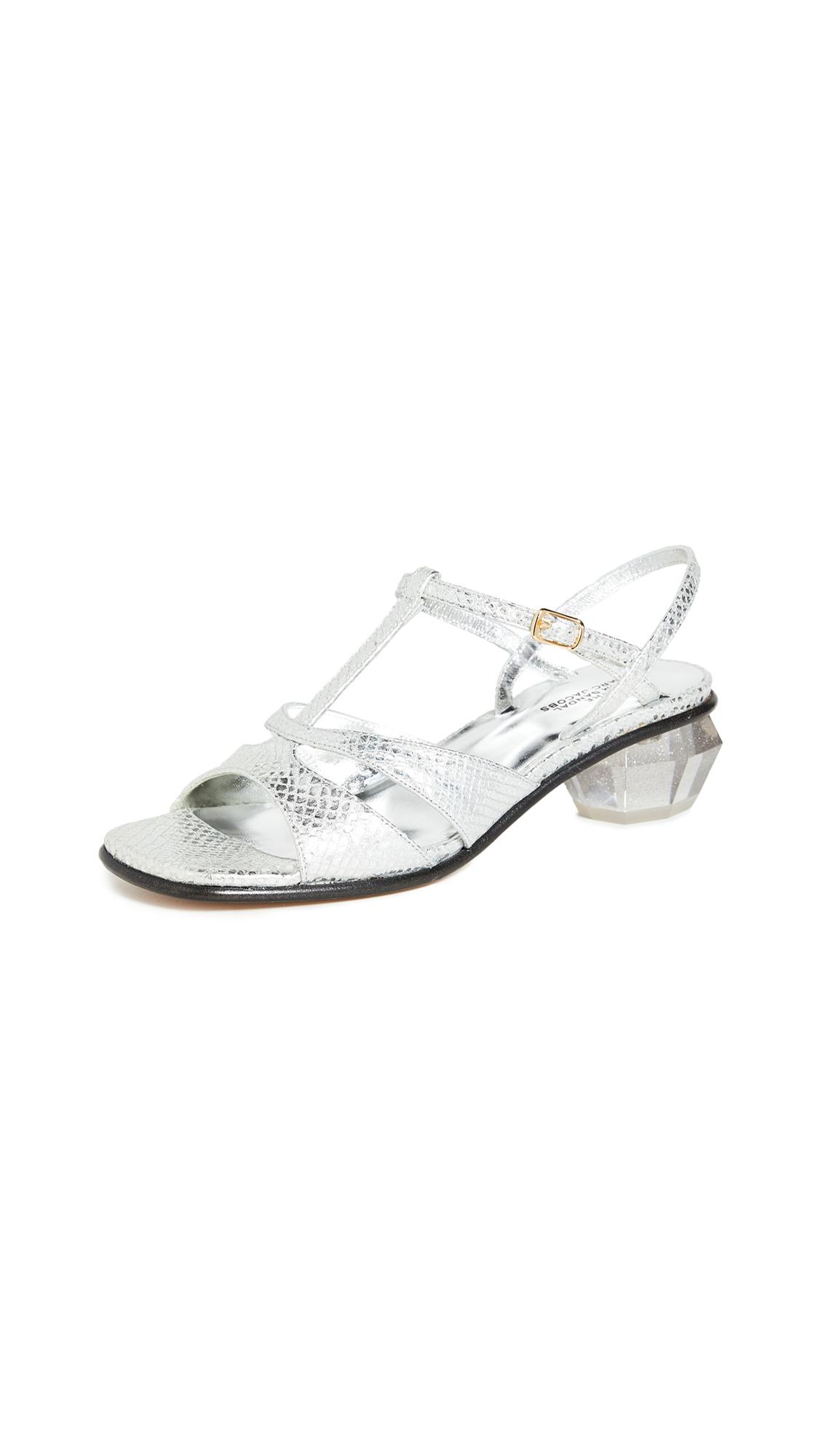 The Marc Jacobs The Gem Sandals 40mm – 60% Off Sale