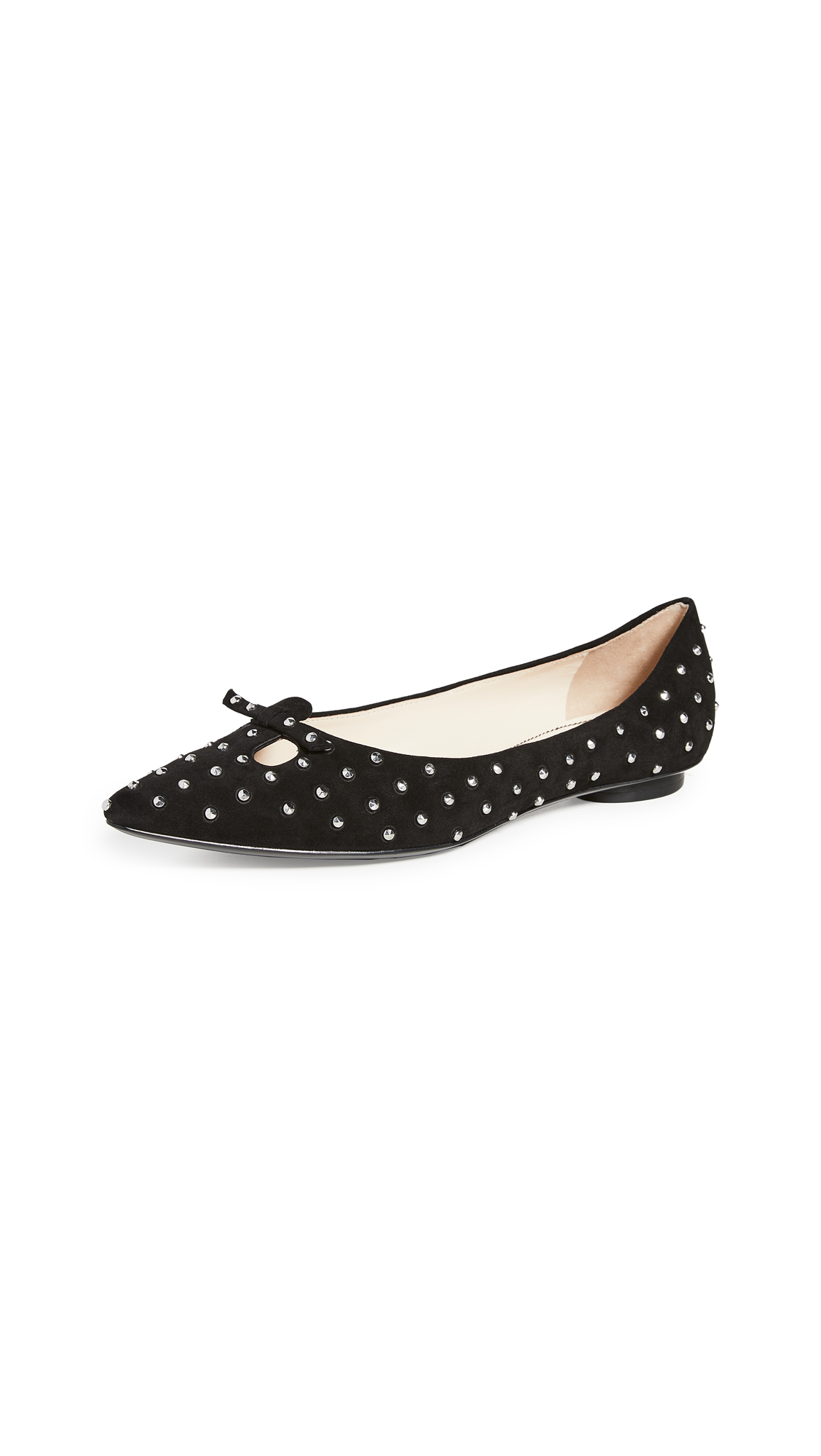 Buy The Marc Jacobs online - photo of The Marc Jacobs The Studded Mouse Flats