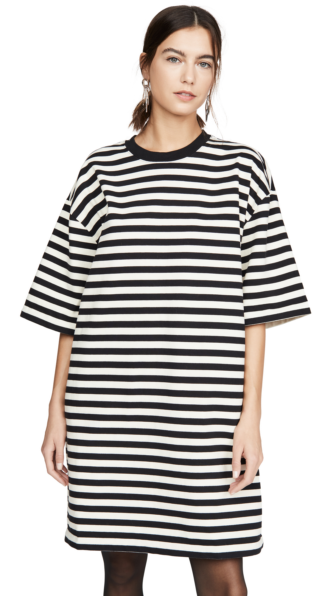 Buy The Marc Jacobs Striped T-Shirt Dress online beautiful The Marc Jacobs Clothing, Dresses