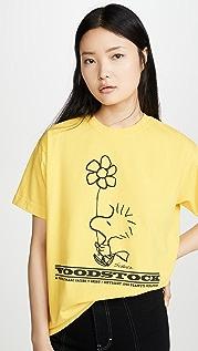 The Marc Jacobs x Peanuts Woodstock T-Shirt