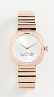 The Marc Jacobs The Cushion Watch