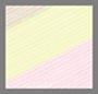 Neon Yellow/Beige/Light Pink