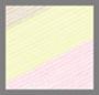 неоновый желтый/бежевый/светло-розовый