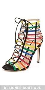 Canel Sandals                Mary Katrantzou