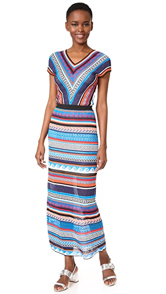 Mary Katrantzou Thalassa Dress