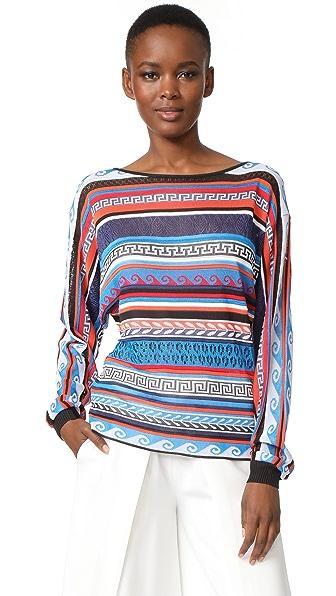 Mary Katrantzou Leon Sweater - Multi