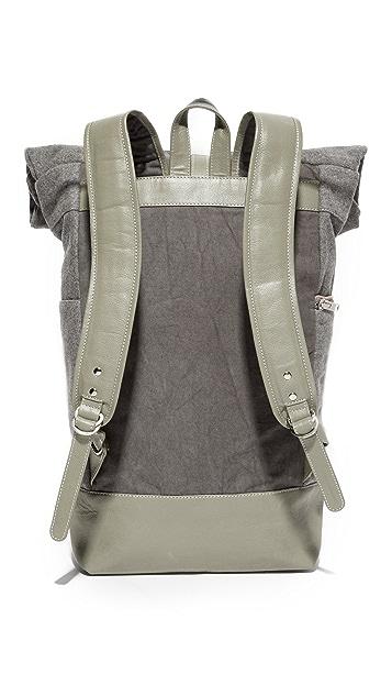 MKI Roll Top Backpack