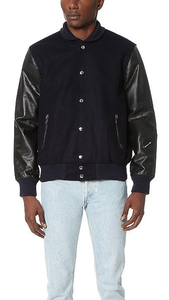 MKI OG Varsity Jacket