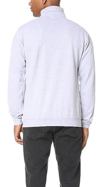 MKI Quarter Zip Sweatshirt
