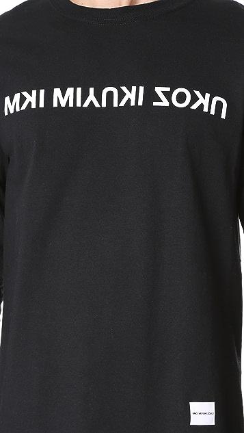 MKI Mixed Logo Tee