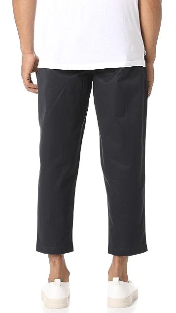 MKI Wide Leg Trousers