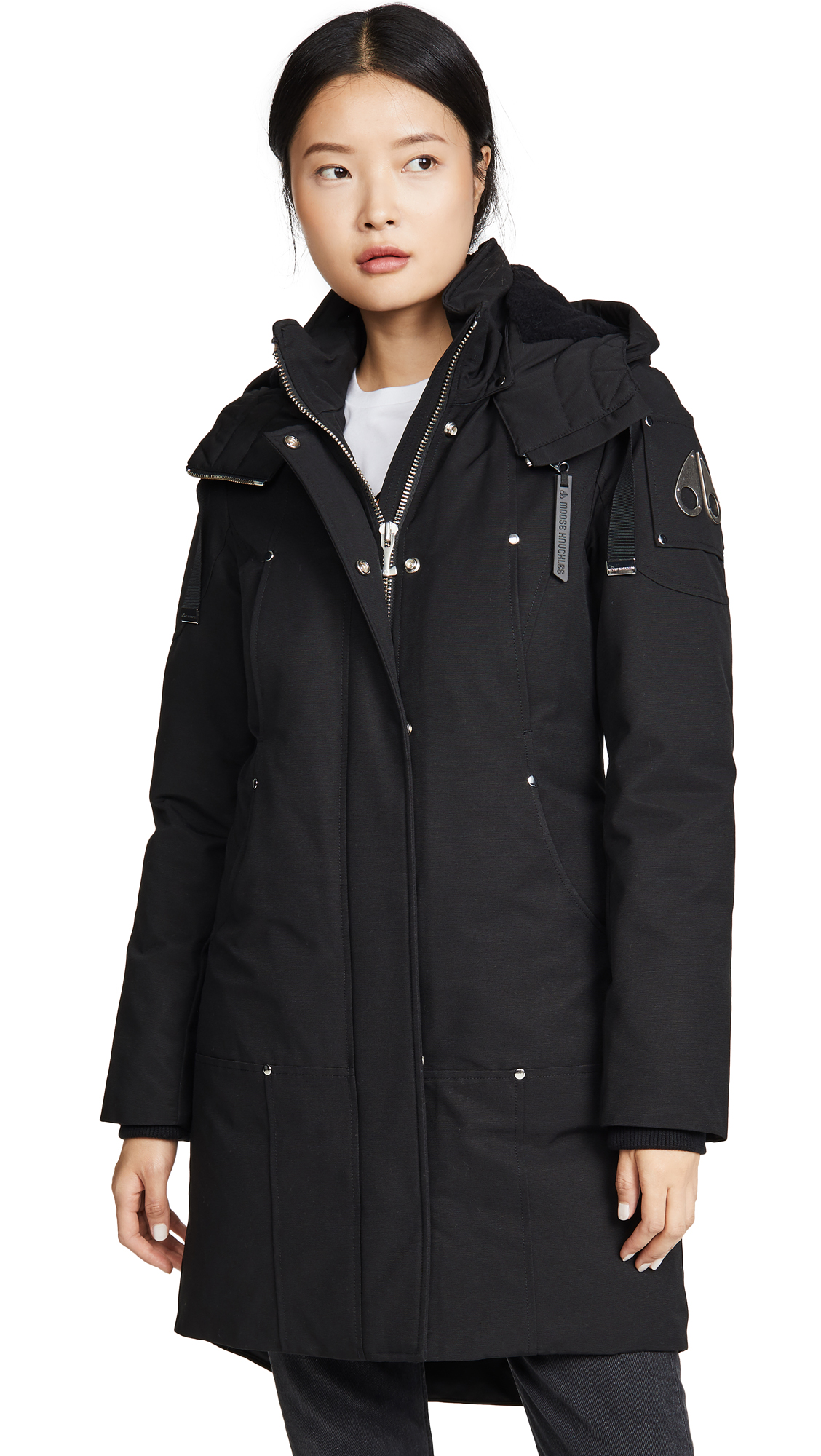 Buy Moose Knuckles Longue Rive Parka online beautiful Moose Knuckles Jackets, Coats, Down Jackets