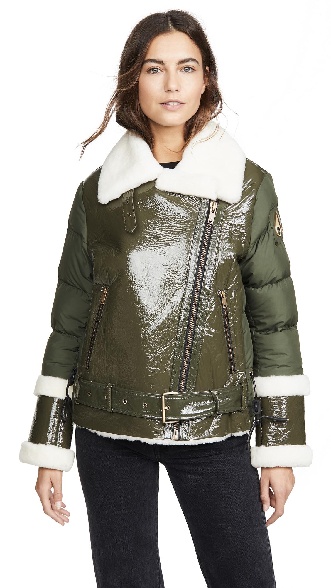 Buy Moose Knuckles online - photo of Moose Knuckles Churchbridge Jacket