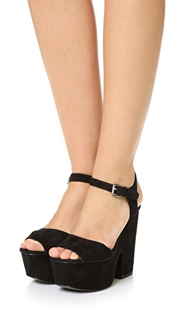 Michael Kors Collection Harley Platform Sandals