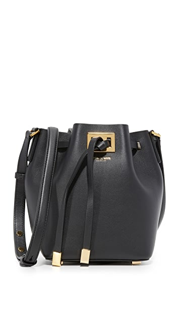 Michael Kors Collection Miranda Small Bucket Bag