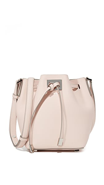 Michael Kors Collection Miranda Small Bucket Bag - Cameo