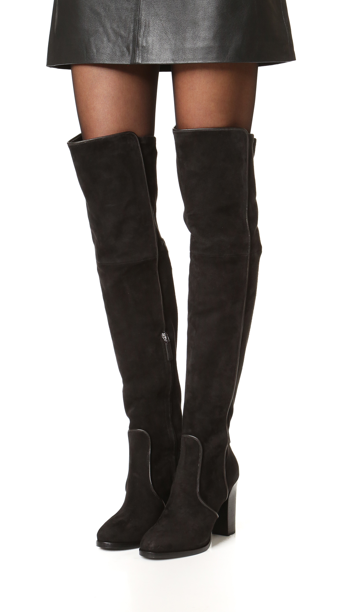 5663ac00235 Michael Kors Collection Cutler Over the Knee Boots