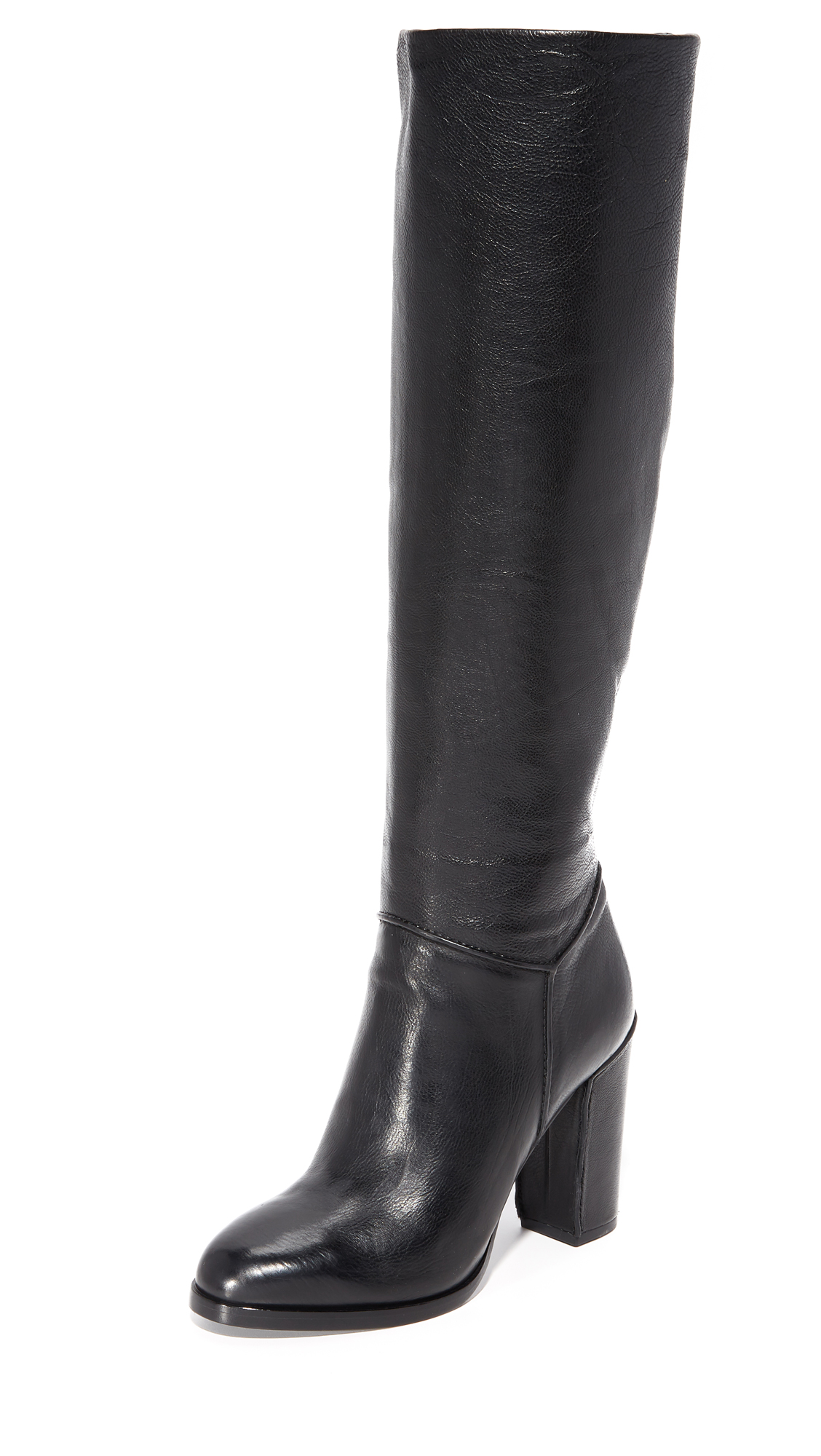 Michael Kors Collection Fern Boots - Black