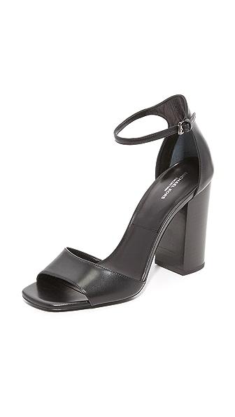 Michael Kors Collection Rosa Ankle Strap Sandals