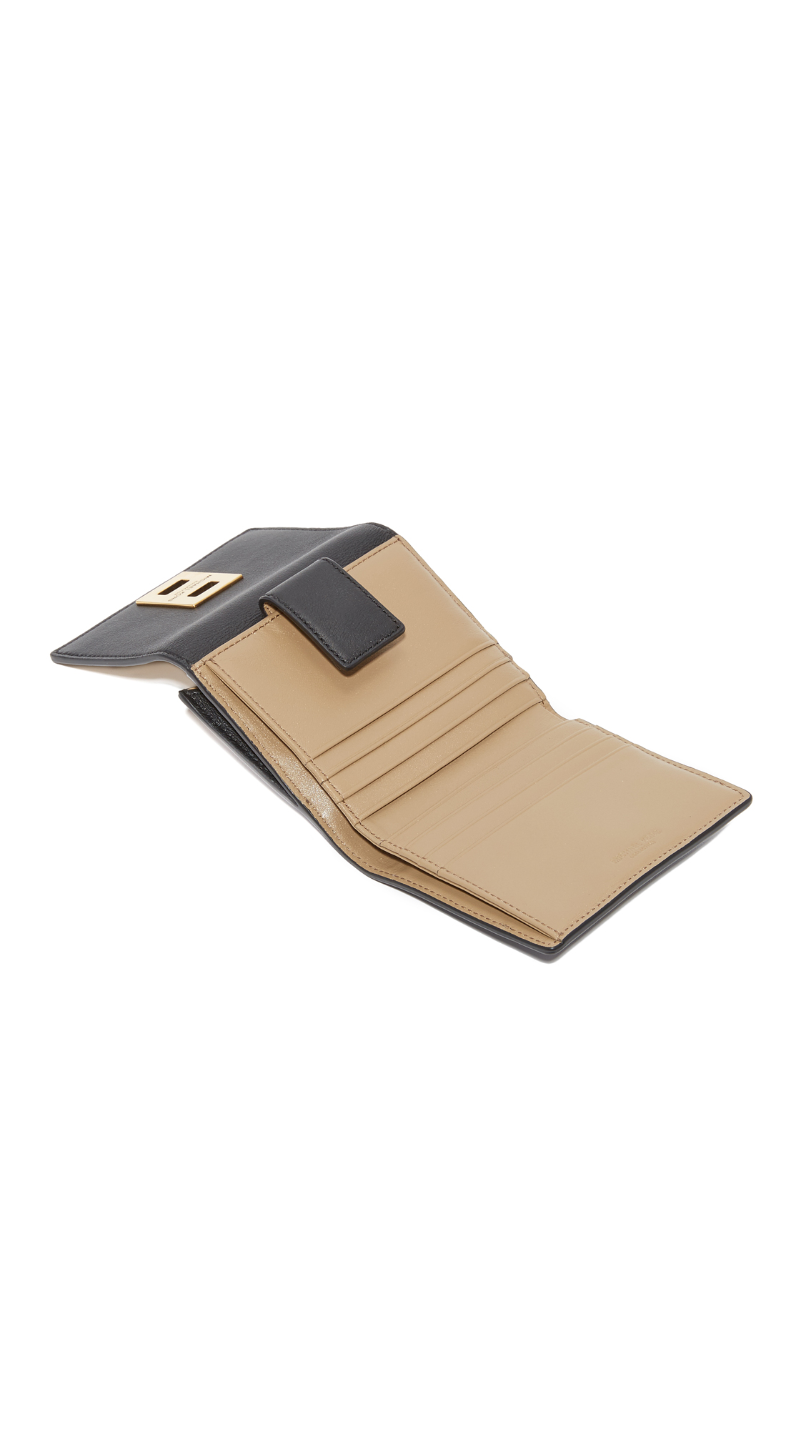 2c8fc1e5079f Michael Kors Collection Miranda Flap Wallet | SHOPBOP