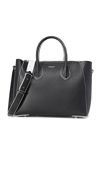 Michael Kors Collection Helena Large Satchel