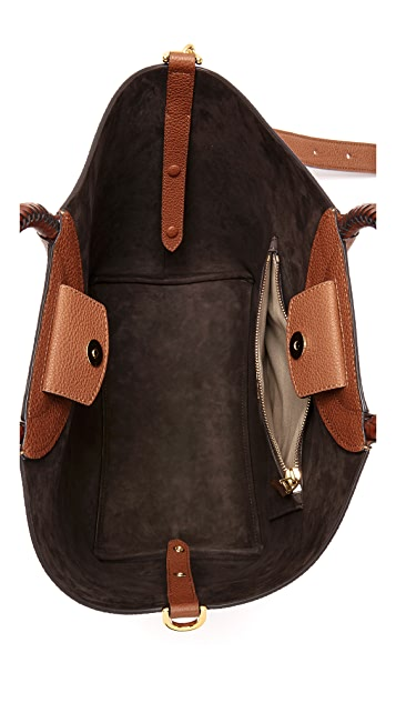 Michael Kors Collection Skorpios Market Bag