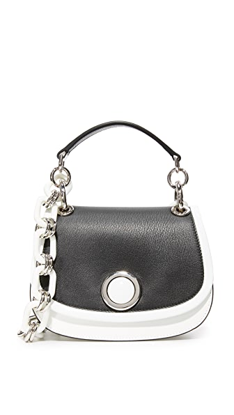 Michael Kors Collection Goldie Small Top Handle Shoulder Bag