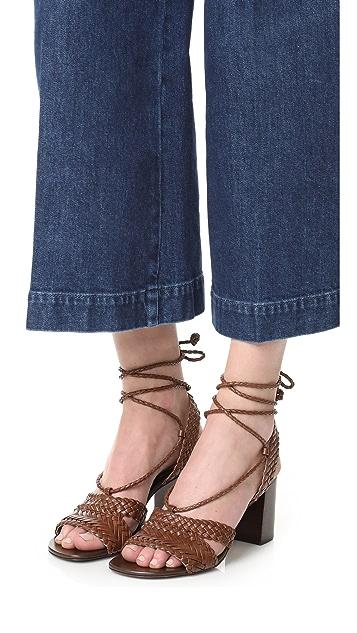 Michael Kors Collection Lawson City Sandals