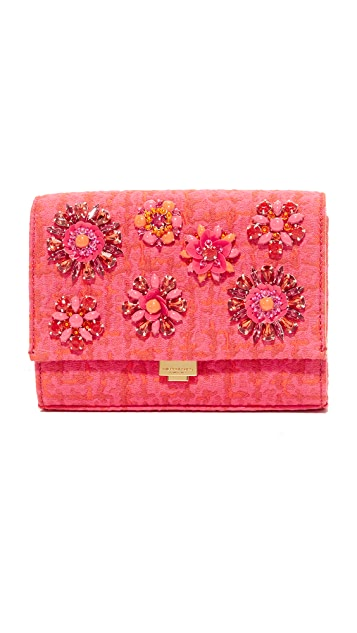 Michael Kors Collection Yasmeen Small Clutch