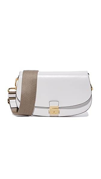 Michael Kors Collection Mia Small Shoulder Bag