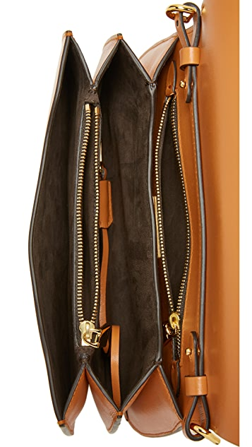 Michael Kors Collection Mia Small Shoulder Bag