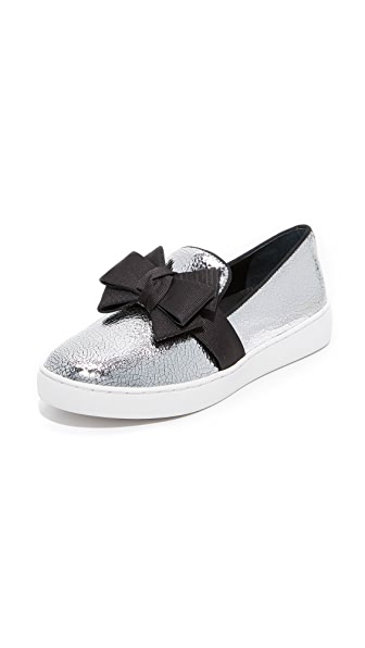 Michael Kors Collection Val Bow Sneakers at Shopbop