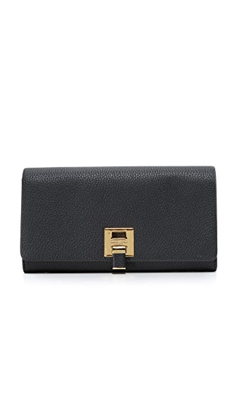 Michael Kors Collection Bancroft Continental Wallet
