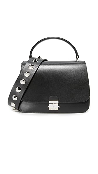 Michael Kors Collection Mia Shoulder Bag - Black