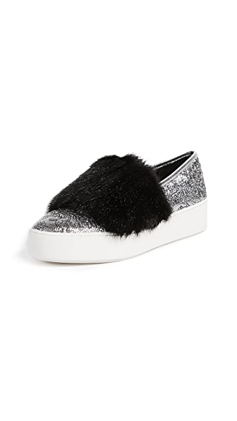 Michael Kors Collection Lorelai Platform Sneakers
