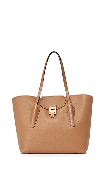 Michael Kors Collection Bancroft Tote - Luggage