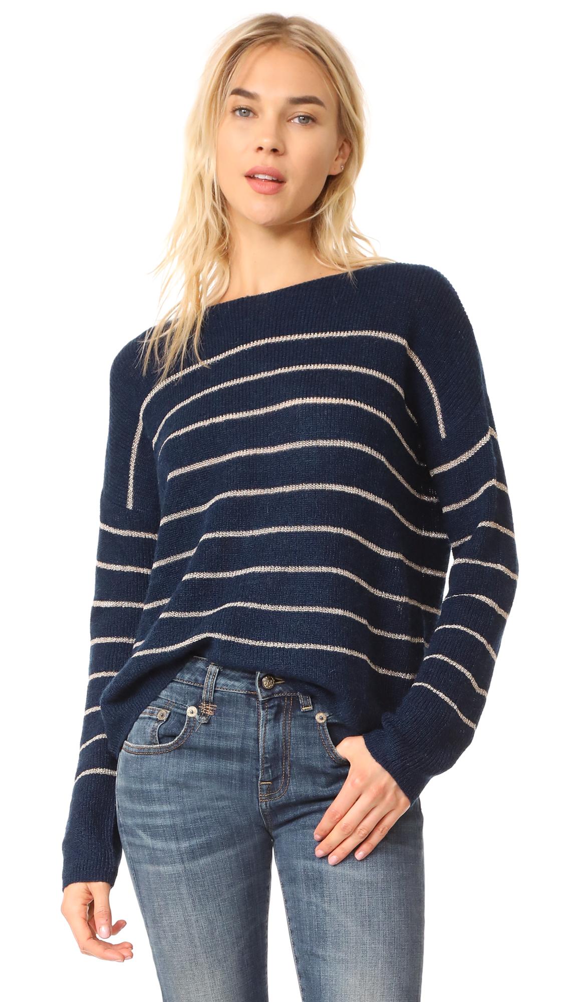 MKT Studio Kold Sweater - Navy