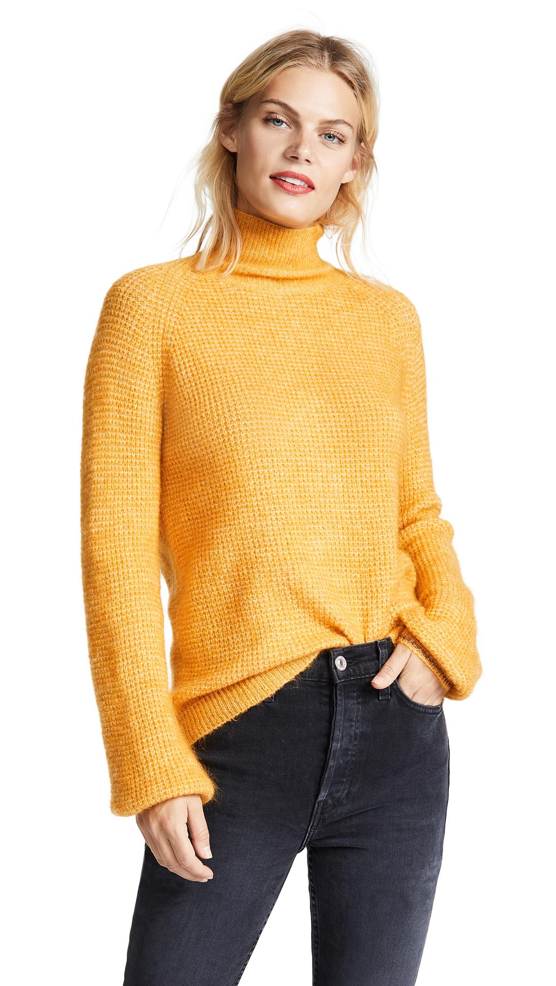 MKT STUDIO Klimia Sweater in Honey