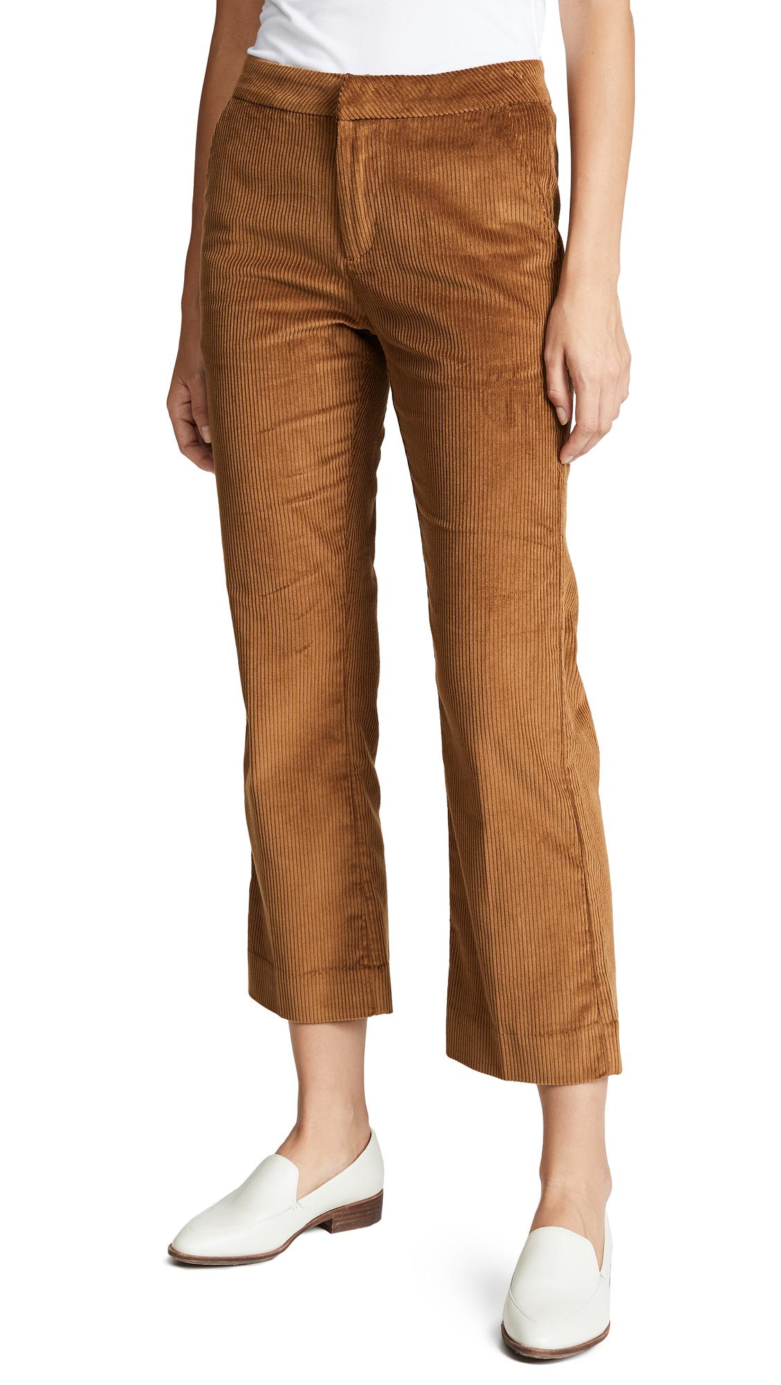 MKT STUDIO Polief Pants in Brown