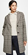 MKT Studio Maryline Check Jacket