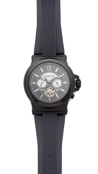 Michael Kors Dylan Automatic Chronograph Watch