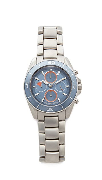 Michael Kors Jetmaster Chronograph Watch